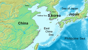 East China Sea