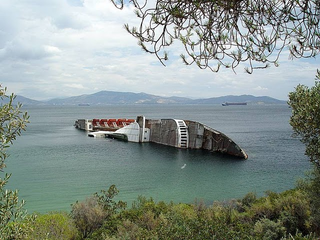 Alfa I Shipwreck Log