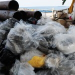 120722-G-AW789-013 Hazardous material removed from Lake Huron