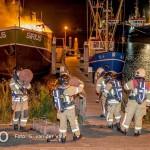 Trawler Sirius Fire Stellendam