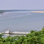 Towboat Collision