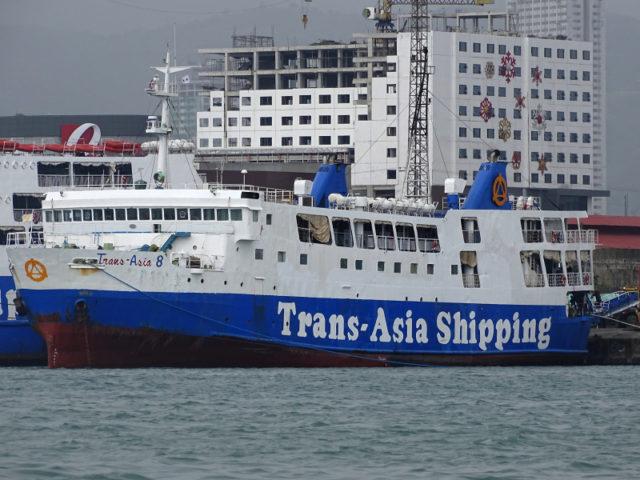 Trans-Asia 8
