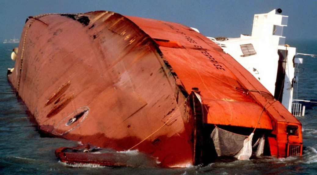 Herald of Free Enterprise | Shipwreck Log of the British Isles