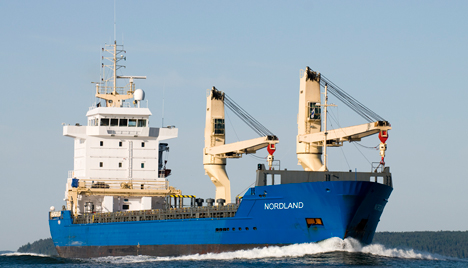 Dry Cargo Vessel Nordland