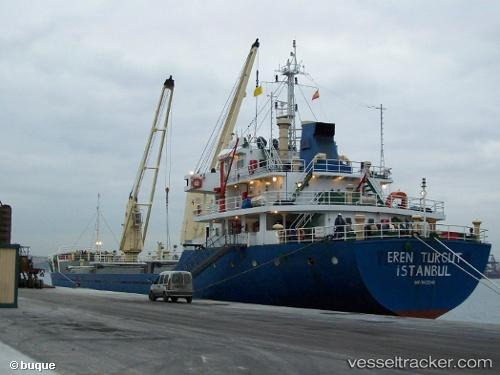 Cargo Ship Eren Turgut IMO 9422342 by buque