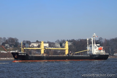 Cargo Ship San Remo Ii IMO 9146053 by PixelOpa