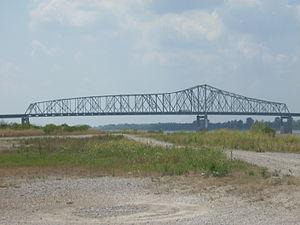Caruthersville Bridge, Main Span