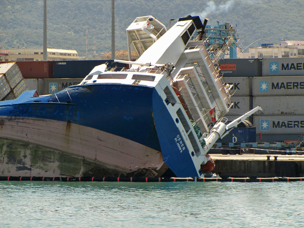 Desulfurization Puyier Vessel Marine EGCS