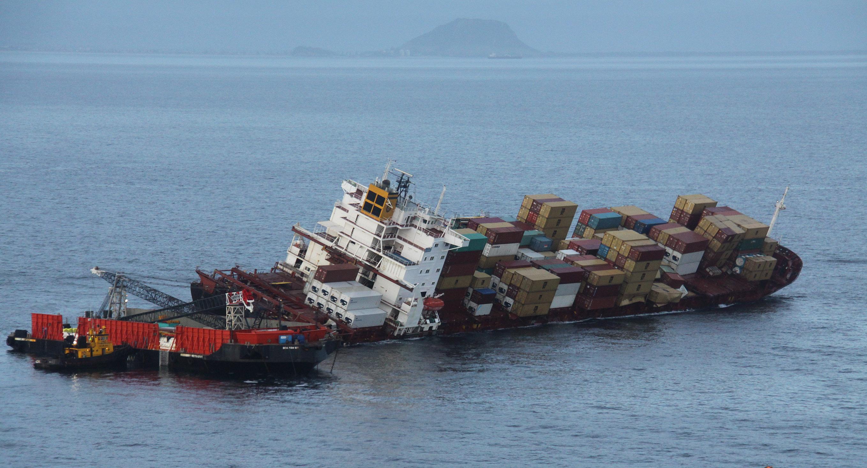 Rena Summary (November 1 to 26) – Shipwreck Log