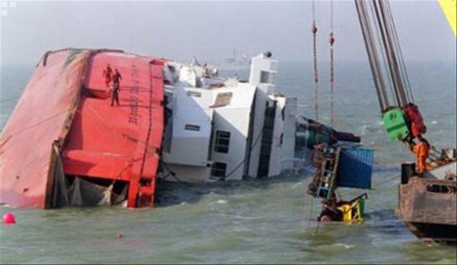 25 Years Ago: Herald of Free Enterprise – Shipwreck Log