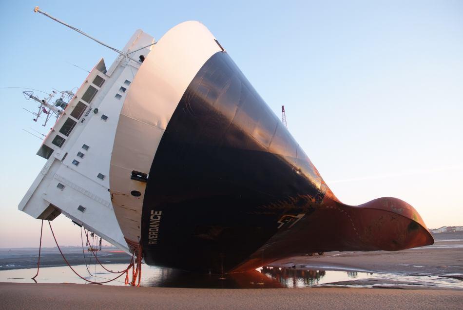 Recall Riverdance Shipwreck Log