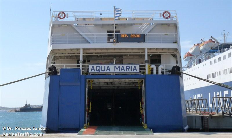 Aqua Maria