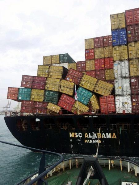 MSC Alabama 1
