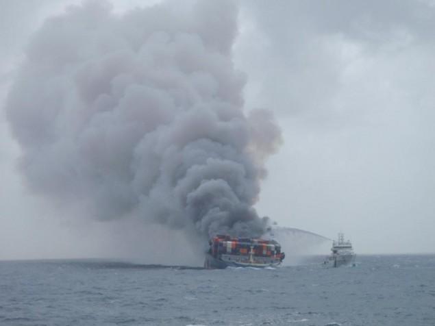 Photo: Indian Coast Guard