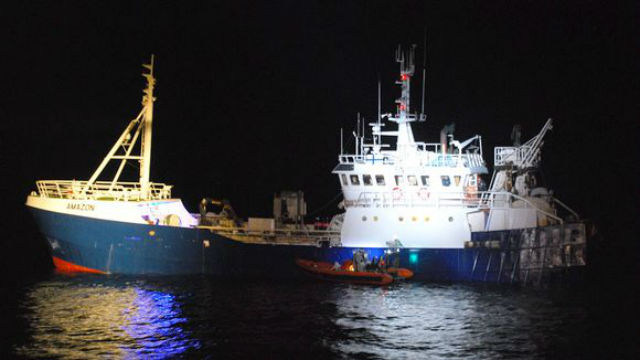 Photo: Finland Coast Guard