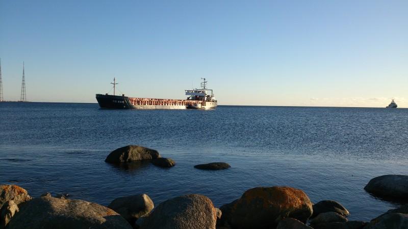 Photo: kustbevakningen.se