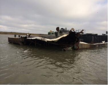 Barge TTI-150
