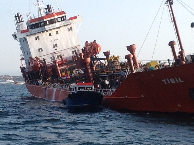 Photo: Turkey Coastal Safety Admin