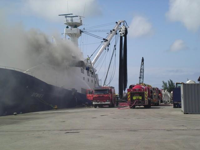 Photo: Seychelles Ports Authority