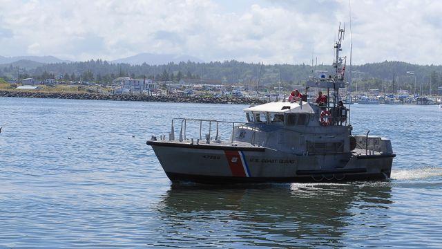 USCG Motor Life Boat