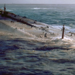 Amoco Cadiz, Oil Spill, Shipwreck, France, Brittany