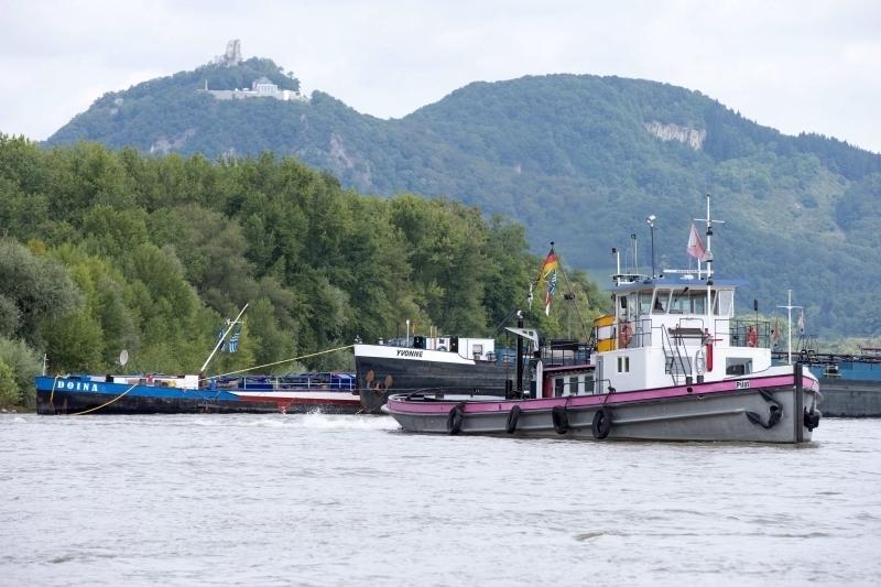 Doina Rhine Shipwreck Tanker