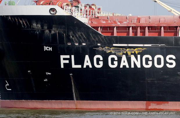 Flag Gangos 1