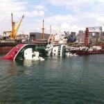 Lilly Johanne Shipwreck Turkey ÇELİKTRANS