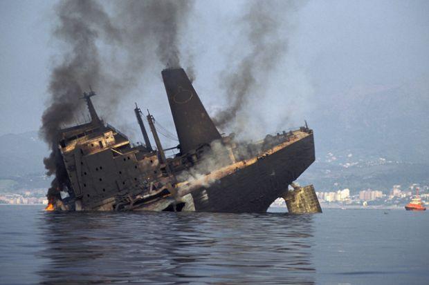 MT Haven 5 | Shipwreck Log