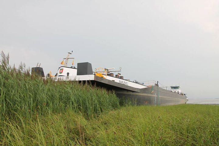Marlene 2 Elbe Shipwreck Tanker