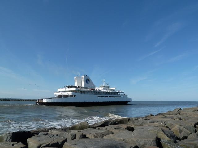 MV Delaware