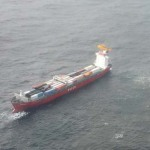 Container Ship Simushir Adrift off Canada