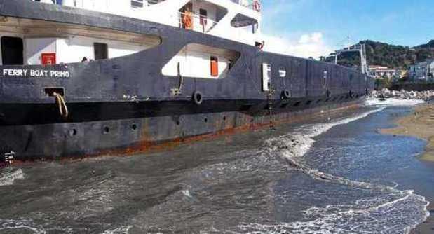 Tourist Ferry Boat Primo
