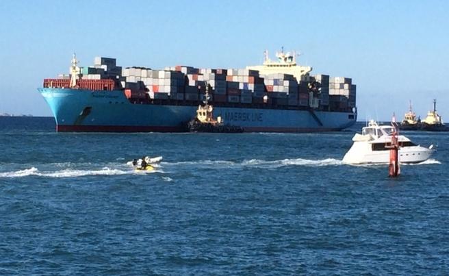 Maersk Garonne