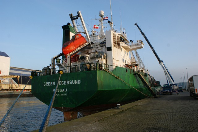 Green Egersund