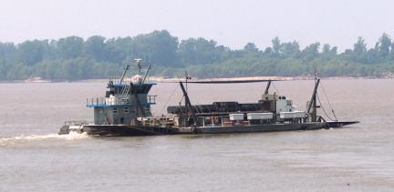 Dorena-Hickman ferry