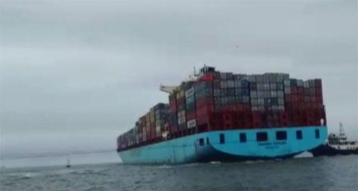 Maersk Saigon