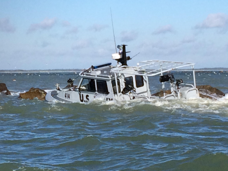 Patrol Vessel 414