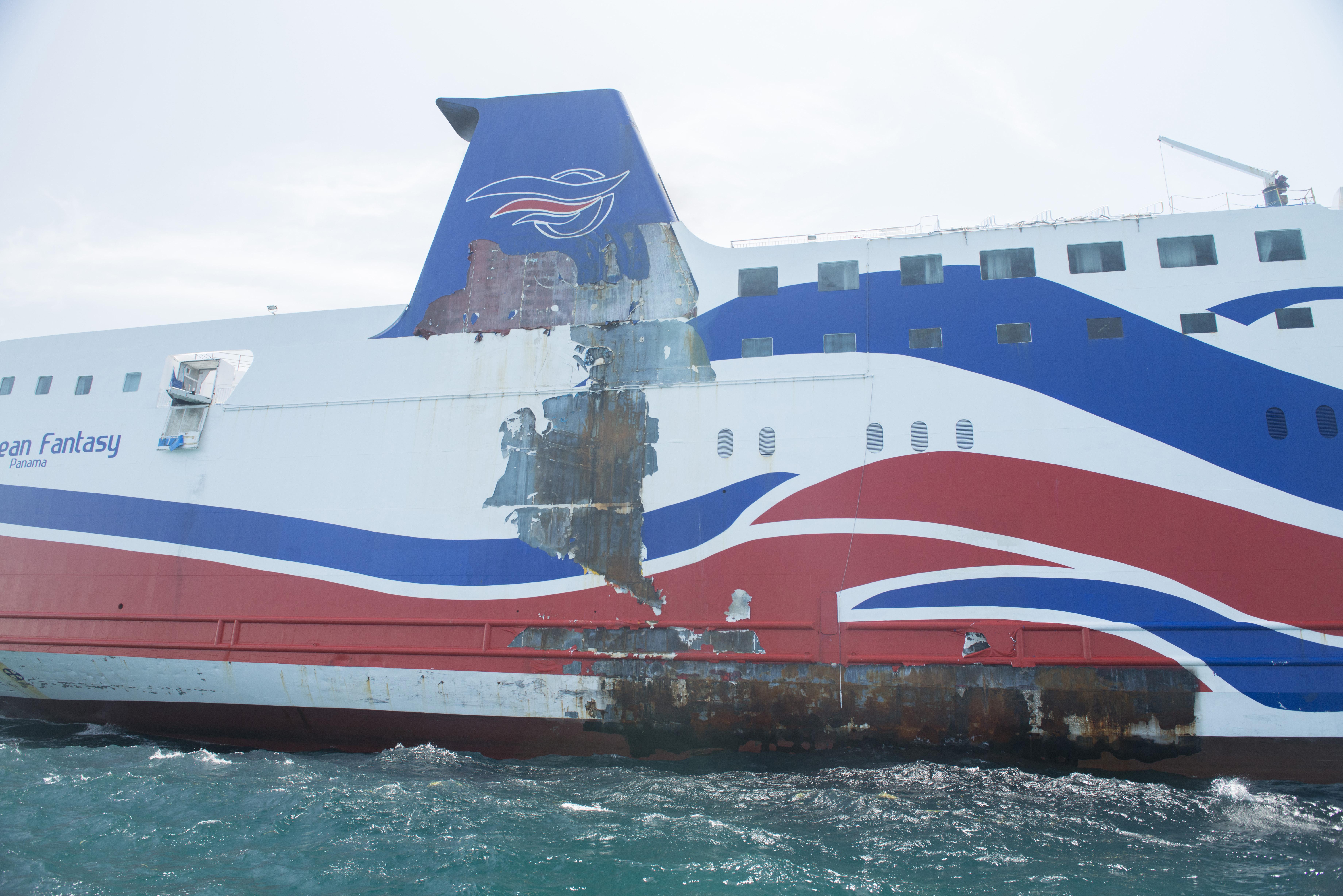 Caribbean Fantasy – Shipwreck Log