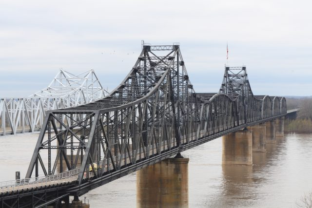 Vicksburg Mississippi Bridges