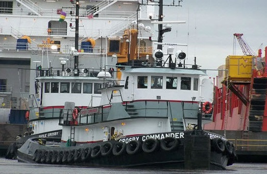 Crosby Commander