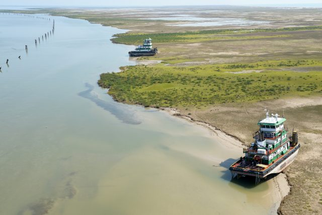 Sabine Pass & Sandy Point