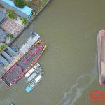 Collsion in Guangzhou